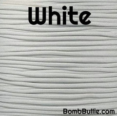 White Paracord