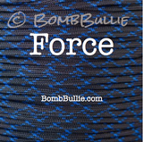 Paracord Dog Leash - BombBullie  - 55