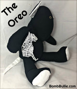 The Oreo - BombBullie Bull Terrier Stuffed Animals