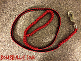 Paracord Dog Leash - BombBullie  - 6