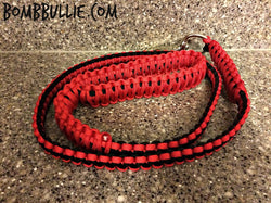 Paracord Dog Leash - BombBullie  - 1