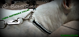 Paracord Martingale Dog Collar - Cobra Knot - BombBullie  - 5