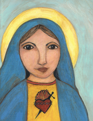 Virgin Mary, Immaculate Heart