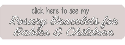 Children's Rosary Bracelet Collection