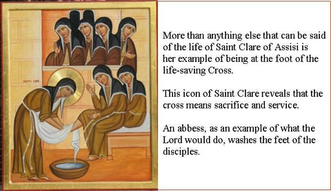 Saint Clare of Assisi Collection