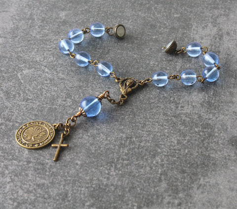 St Christopher Travel or Car Rosary