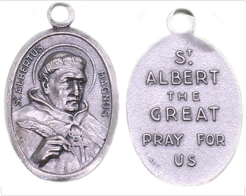 St Albert the Great - Albertus Magnus
