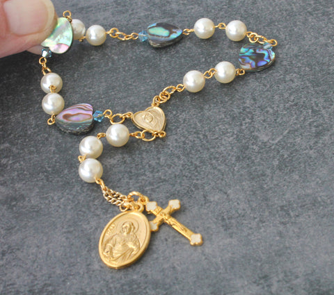 Stella Maris Chaplet - Our Lady Star of the Sea