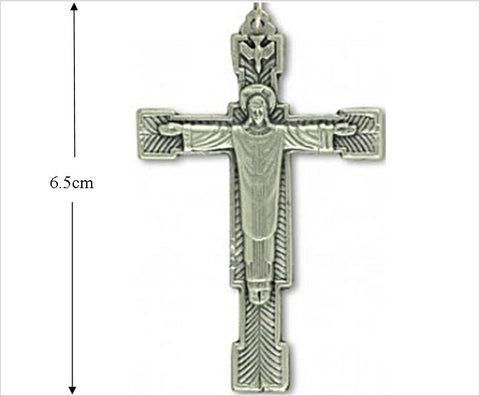 Christ the Redeemer Crucifix Pendant