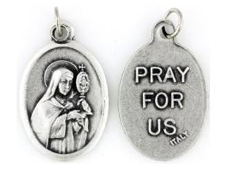 St Clare of Assisi Medal, Patron Saint