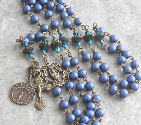 Stella Maris 6 Decade Rosary, Our Lady Star of the Sea