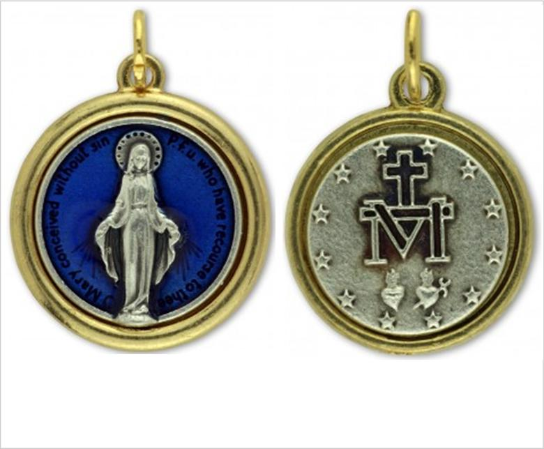 Miraculous Medal of Our Lady - Immaculate Conception Medal