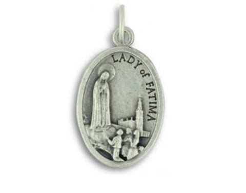 Our Lady of Fatima Medal, Catholic Medal