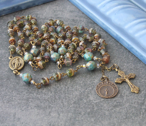 Stella Maris, Our Lady Star of the Sea, 6 Decade Rosary