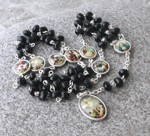 Chaplet of 7 Sorrows - Rosary of the Seven Sorrows of Mary