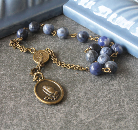 St Anthony Chaplet Prayer Beads