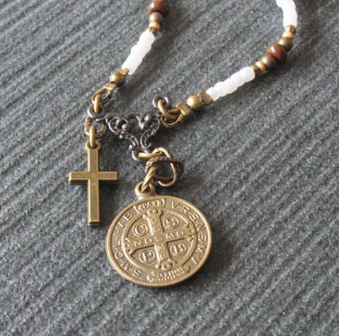 New Zealand made Catholic rosaries