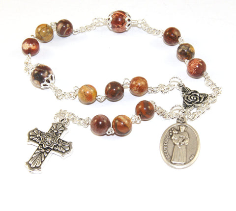 St Cajetan (Cayetano) Chaplet - Little Crown of Saint Cajetan