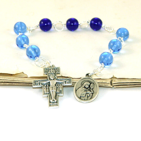 New Zealand rosaries, St Clare chaplet