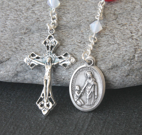St Elizabeth of Hungary, Catholic Saint's Niner Rosary