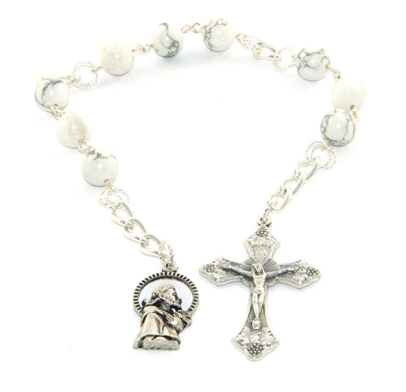 St Francis of Assisi chaplet rosary