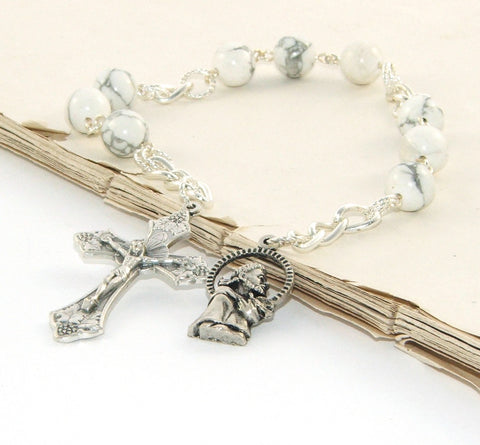 Niner rosary of St Francis of Assisi