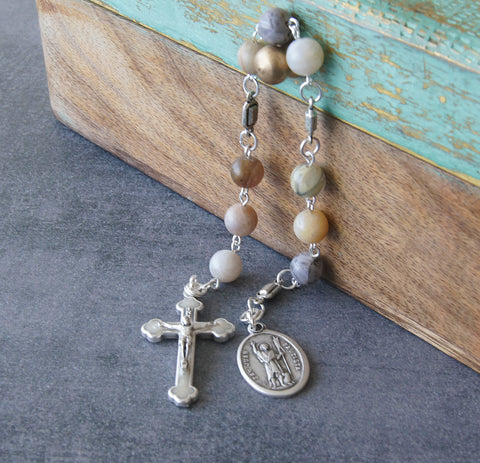 John the Baptist niner rosary, New Zealand Catholic chaplet