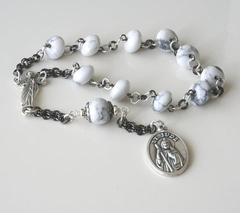 Pocket Rosary, St Jude Thaddeus - Patron Saint of Desperate Cases
