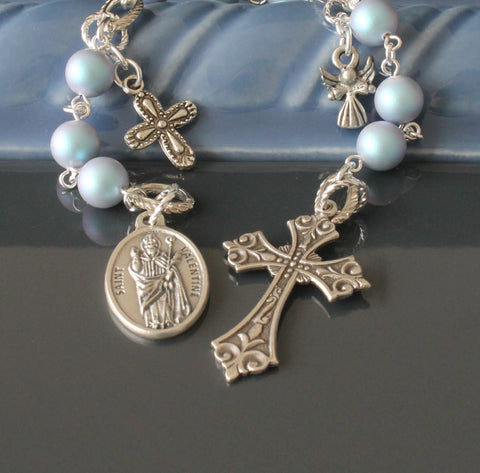 Vlentines Day rosary, patron saint of love