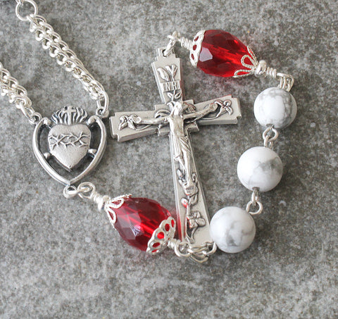 New Zealand Catholic Sacred heart chaplet