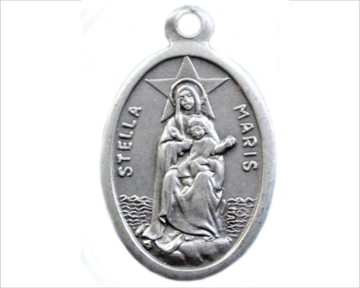 Stella Maris Our Lady Star of the Sea Medal