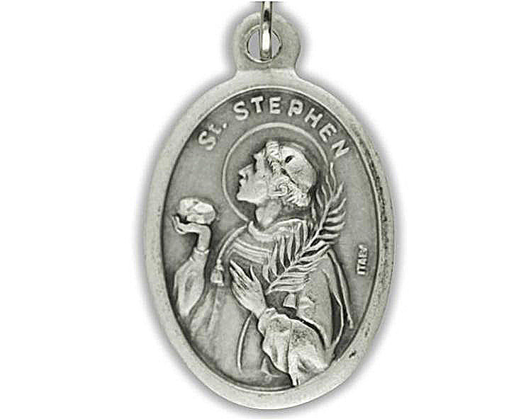 St Stephen Medal - First Christian Martyr