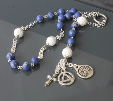 Recovery Rosary - Catholics in 12 Step Recovery