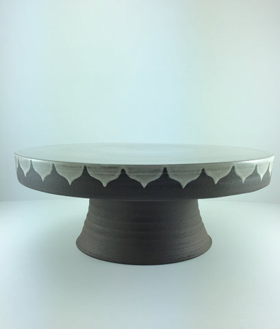"Cake Stand, 11"" wide, for 9-10"" cake"