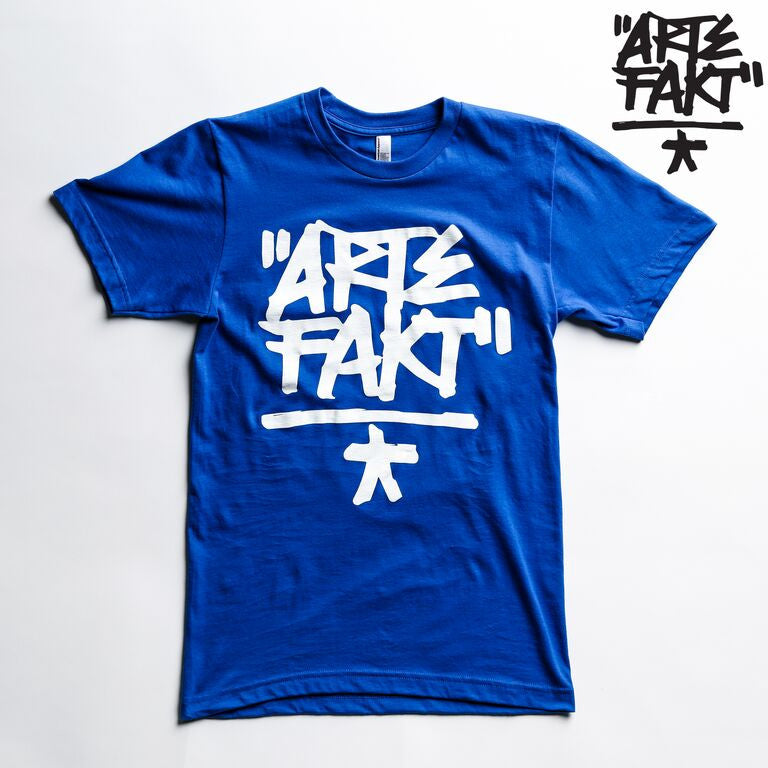 Artefakt T-Shirt | Royal Blue