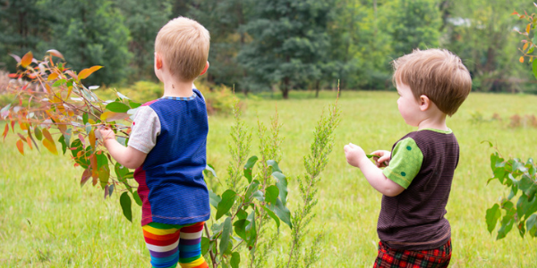 5 Tips to get Kids Outside and Playing happily