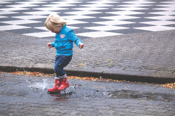 Yes, You Can Have Fun In The Rain. Here's How.