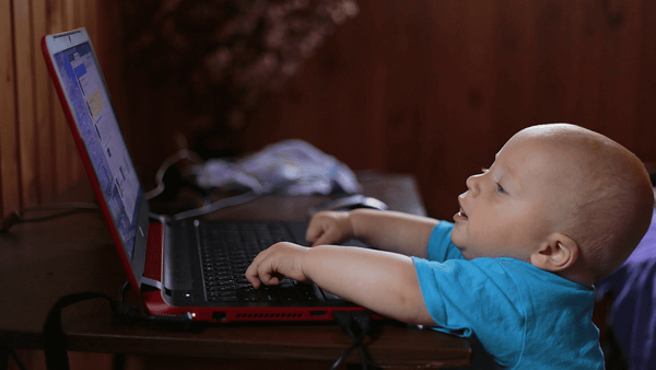 colourful-kids-childrens-clothes-clothing-How Screen Time Is Affecting Our Kids-roastedfox