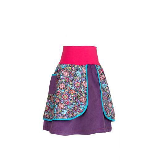 roastedfox-colourful-childrens-kids-boys-girls-clothes-clothing-Abbey Dream Skirt-Bottoms-roastedfox