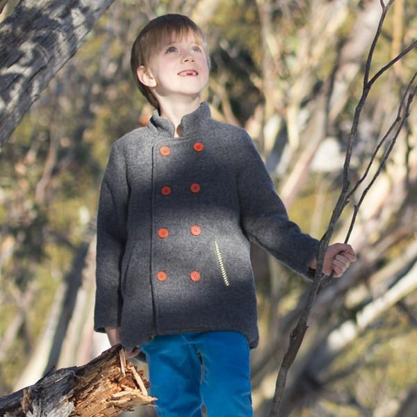 roastedfox-colourful-childrens-kids-boys-girls-clothes-clothing-Alpine Ash Coat-Tops-roastedfox