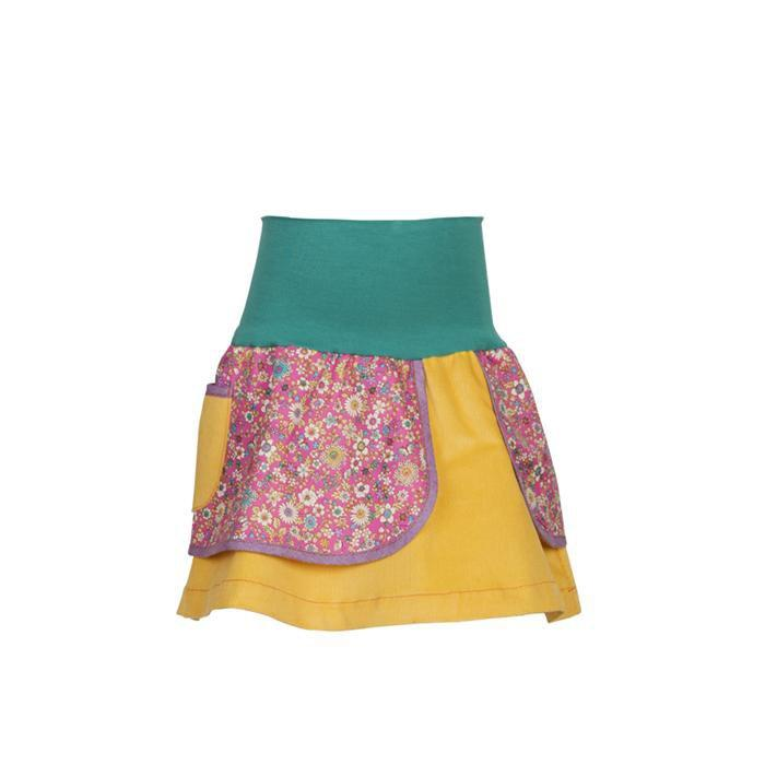 roastedfox-colourful-childrens-kids-boys-girls-clothes-clothing-Clementine Skirt-Bottoms-roastedfox