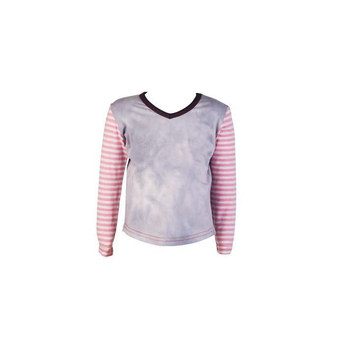roastedfox-colourful-childrens-kids-boys-girls-clothes-clothing-Cloud Runner L/S Tee-Tops-roastedfox