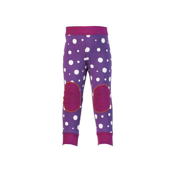 roastedfox-colourful-childrens-kids-boys-girls-clothes-clothing-Grape Leggings-Bottoms-roastedfox
