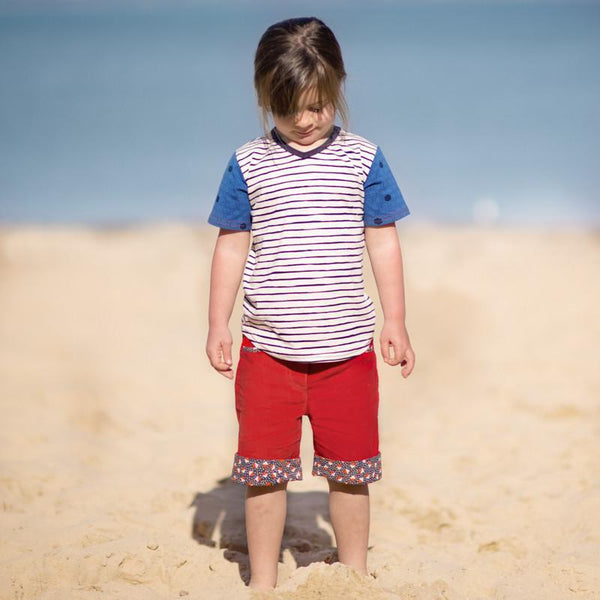 roastedfox-colourful-childrens-kids-boys-girls-clothes-clothing-Hampton Shorts-Bottoms-roastedfox