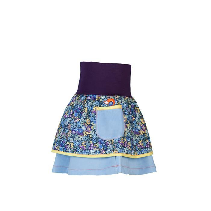 roastedfox-colourful-childrens-kids-boys-girls-clothes-clothing-Lonsdale Skirt-Bottoms-roastedfox