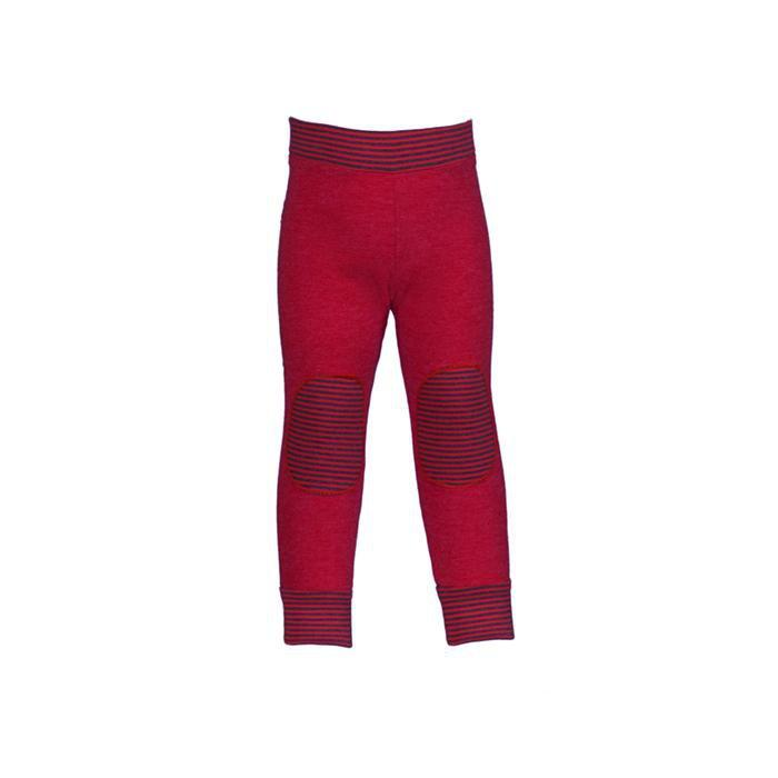 roastedfox-colourful-childrens-kids-boys-girls-clothes-clothing-Red Delicious Leggings-Bottoms-roastedfox