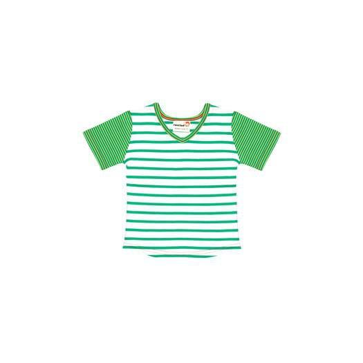 roastedfox-colourful-childrens-kids-boys-girls-clothes-clothing-Spring Green S/S Tee-Tops-6m-roastedfox