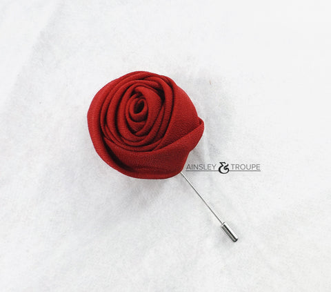 Rose (vibrant red)