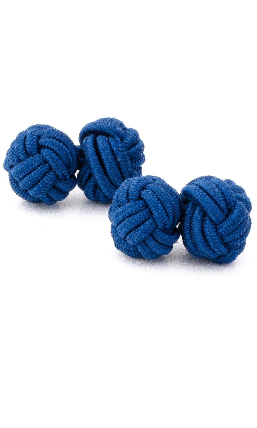 Silk Rope Knots (blue)
