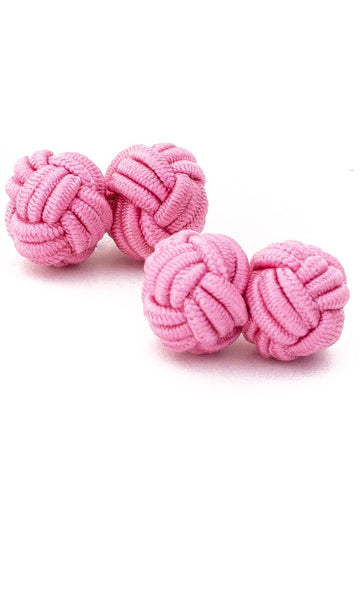Silk Rope Knots (pink)